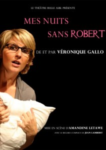 Veronique Gallo Mes nuits sans Robert