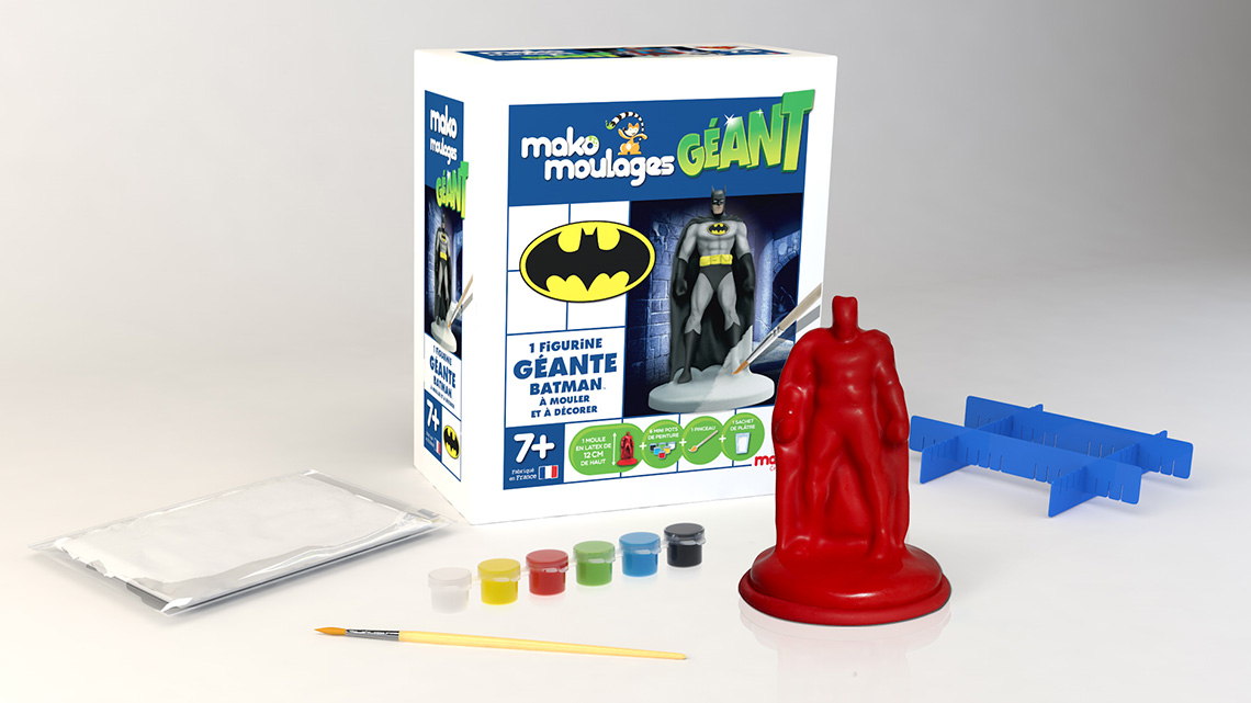 Mako Batman
