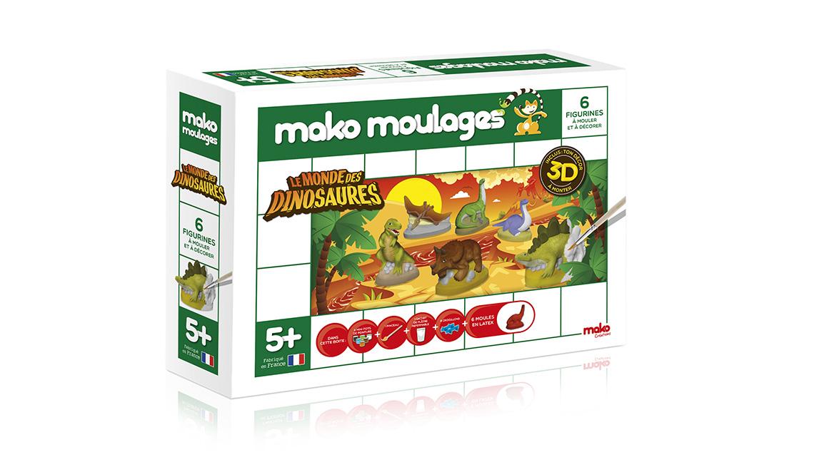 Mako Dinosaures