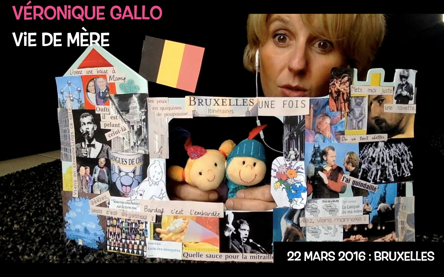 Véronique Gallo Bruxelles