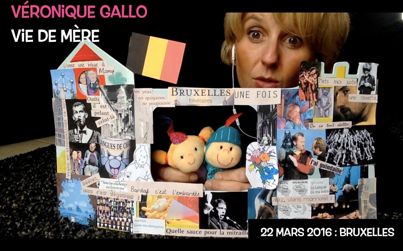 Véronique Gallo Bruxelles