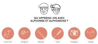 Les Talents d'Alphonse