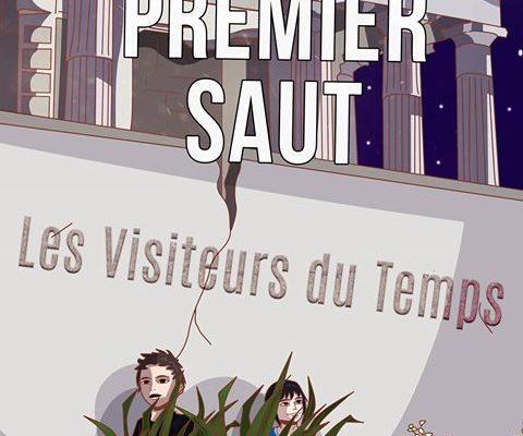 couverture de Premier Saut