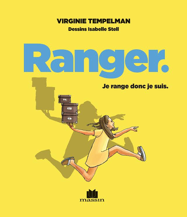 Ranger de Virginie Tempelman