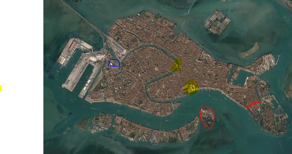 Venise vu du ciel