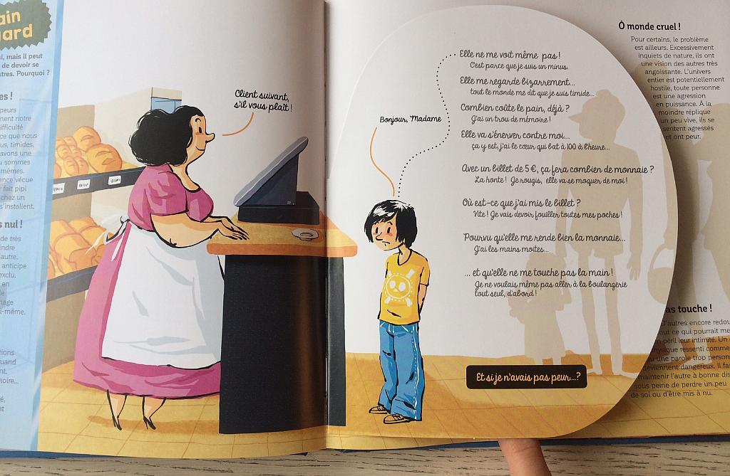 peur expliquée aux enfants