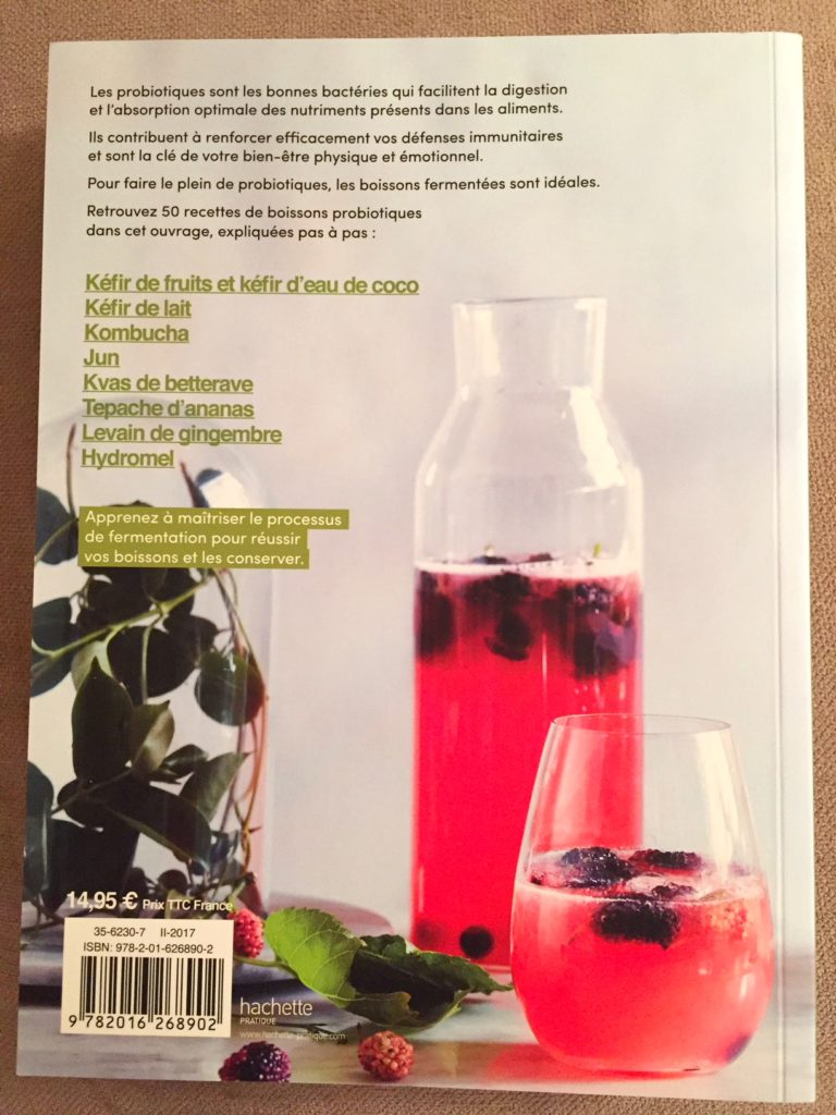 boissons probiotiques