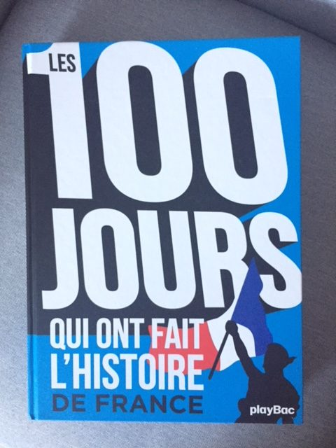 100 jours Histoire