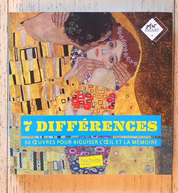 7 différences Hachette