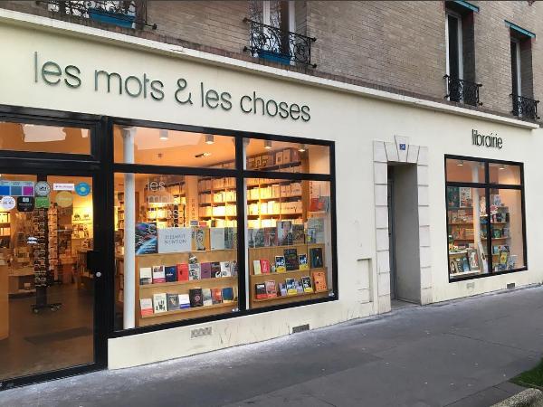 Benjamin Cornet Les-Mots-et-les-Choses