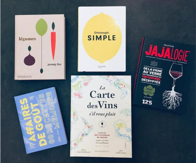 livres gourmets
