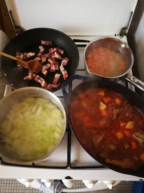 En 2H je cuisine pour toute la semaine