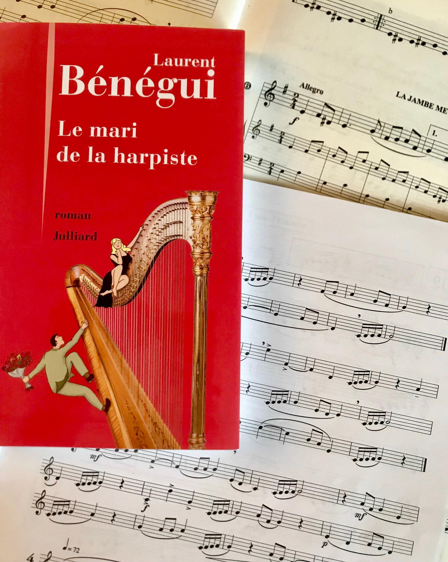 mari harpiste