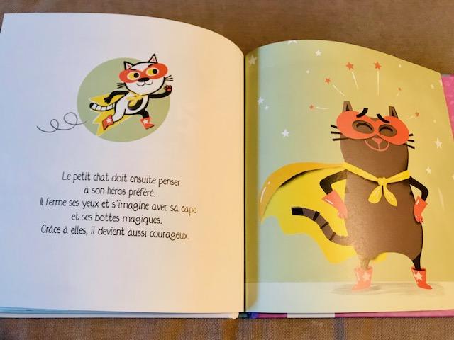 Les émotions de Petit Chat