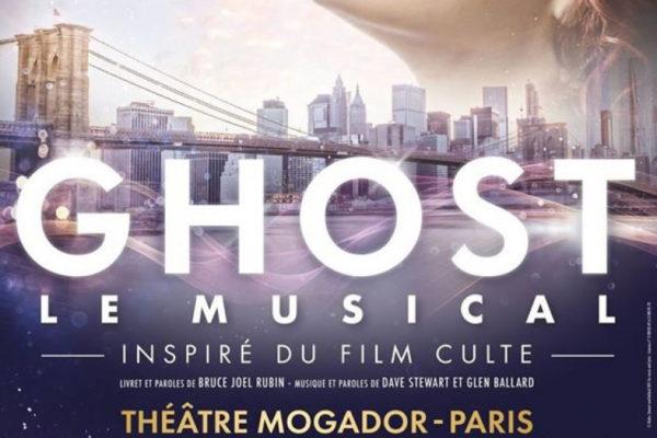 Ghost Théâtre Mogador