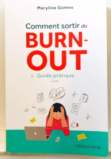Burn out Maryline Gomes