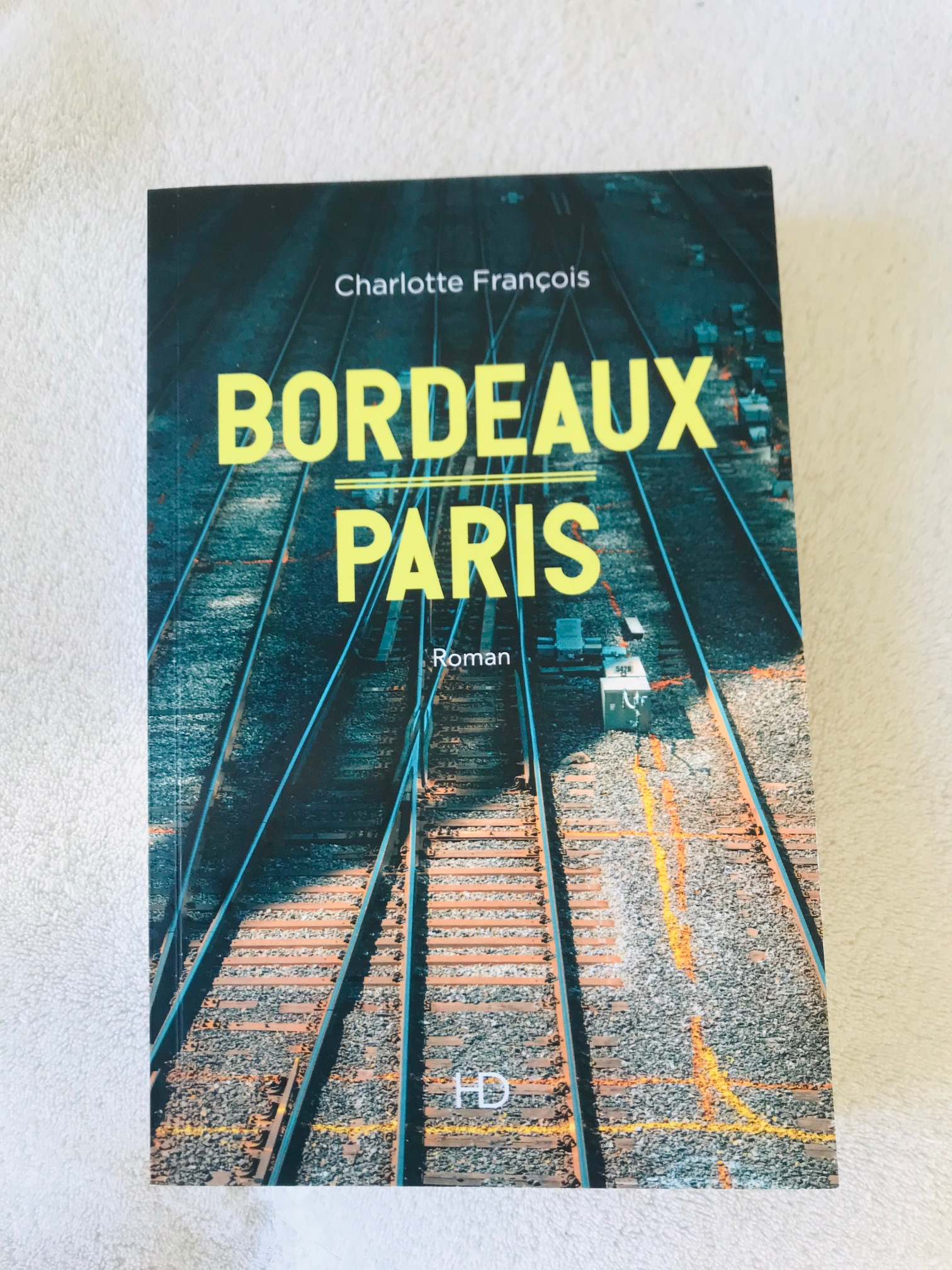 Bordeaux - Paris