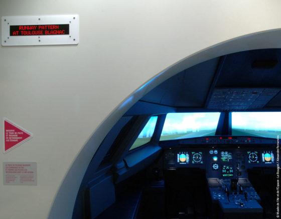 La Grande Galerie du Musée de l'Air et de l'Espace