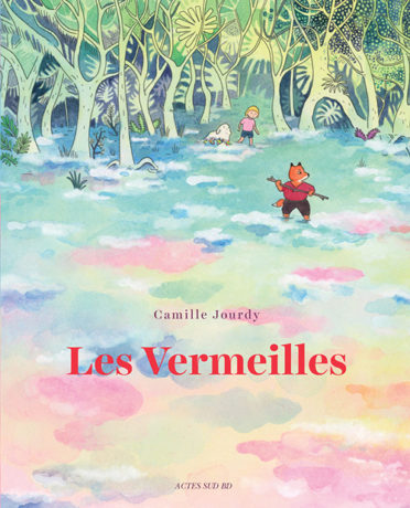 Les Vermeilles, de Camille Jourdy