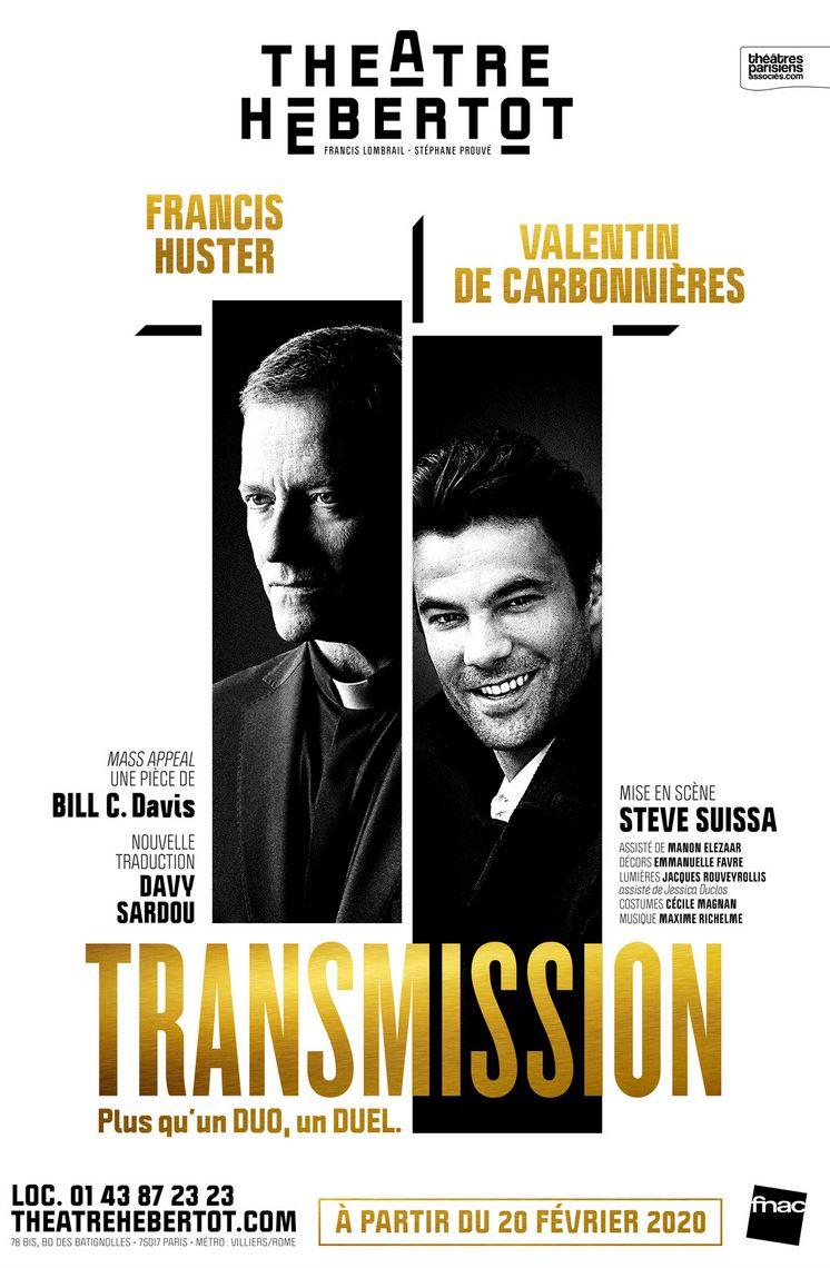 Transmission au Théâtre Hébertot