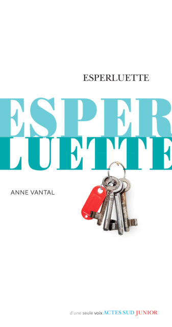 Esperluette d'Anne Vantal