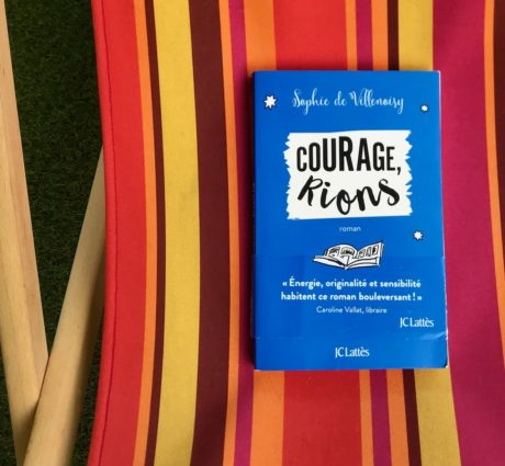 Courage, Rions couv
